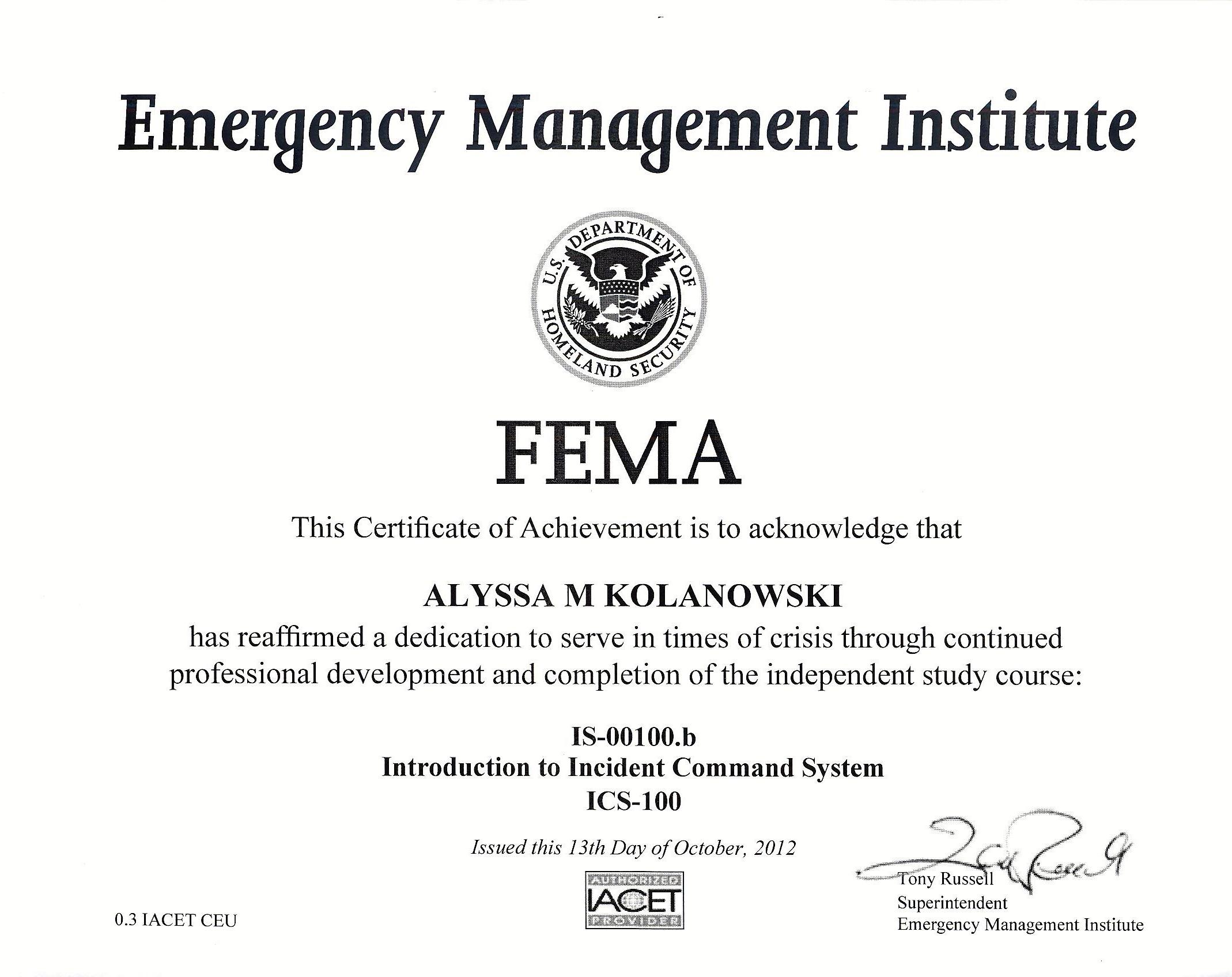 Certificates alyssas portfolio link to certificate 1betcityfo Gallery